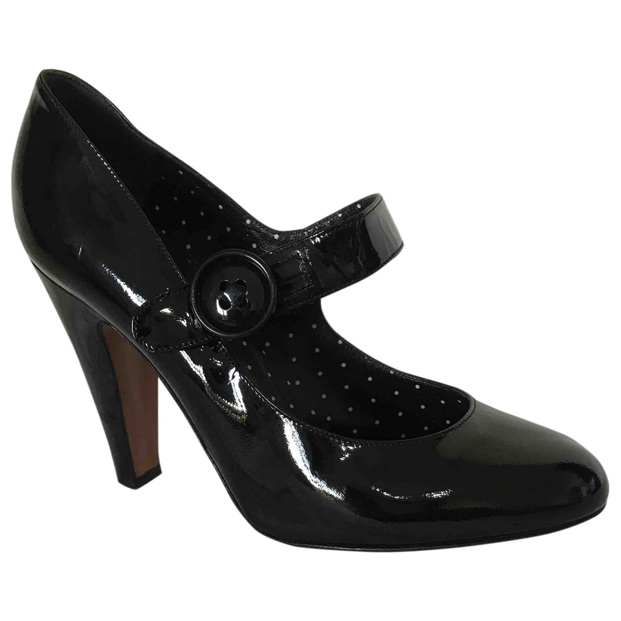Tacones de Charol Moschino Cheap And Chic