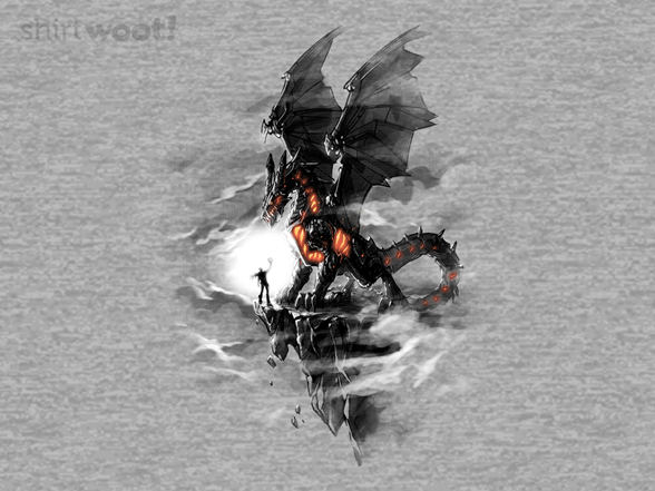 The Dragon Maker Remix T Shirt