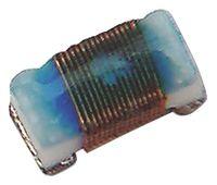 Murata , LQW15A, 0402 (1005M) Wire-wound SMD Inductor with a Ferrite Core, 2.7 nH ±0.5nH Wire-Wound 850mA Idc Q:20 (10)