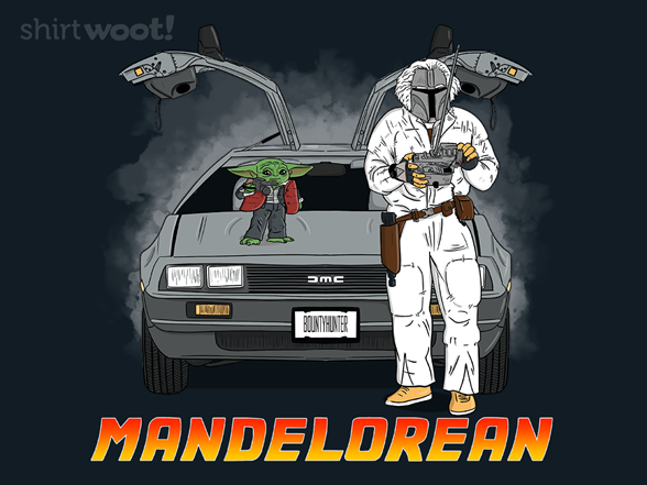 Mandelorean T Shirt