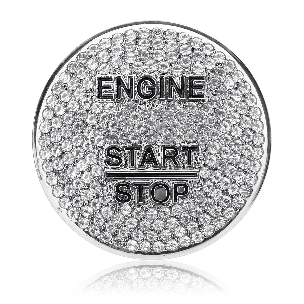 Start Stop Engine Button Repair Switch Protection Cap For Benz C Class W205