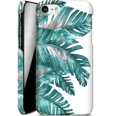 Apple iPhone 7 Smartphone Huelle - Tropical Blue von Mark Ashkenazi