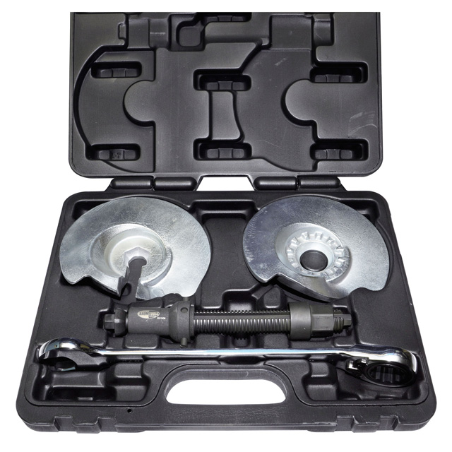Baum Tools B335010 Suspension Coil Spring Compressor Tool Kit BMW