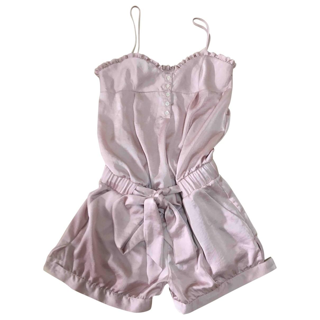 Patrizia Pepe \N Pink dress for Women 44 IT