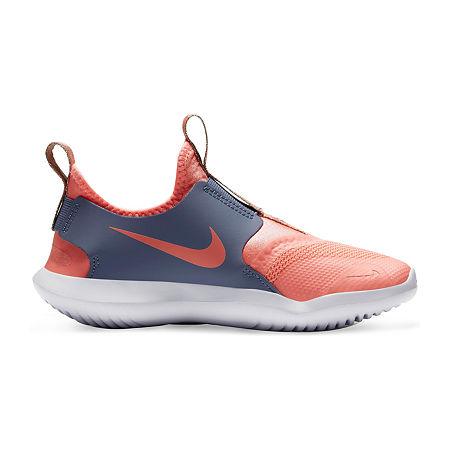 Nike Flex Runner Little Kids Girls Running Shoes, 13 Medium, Pink