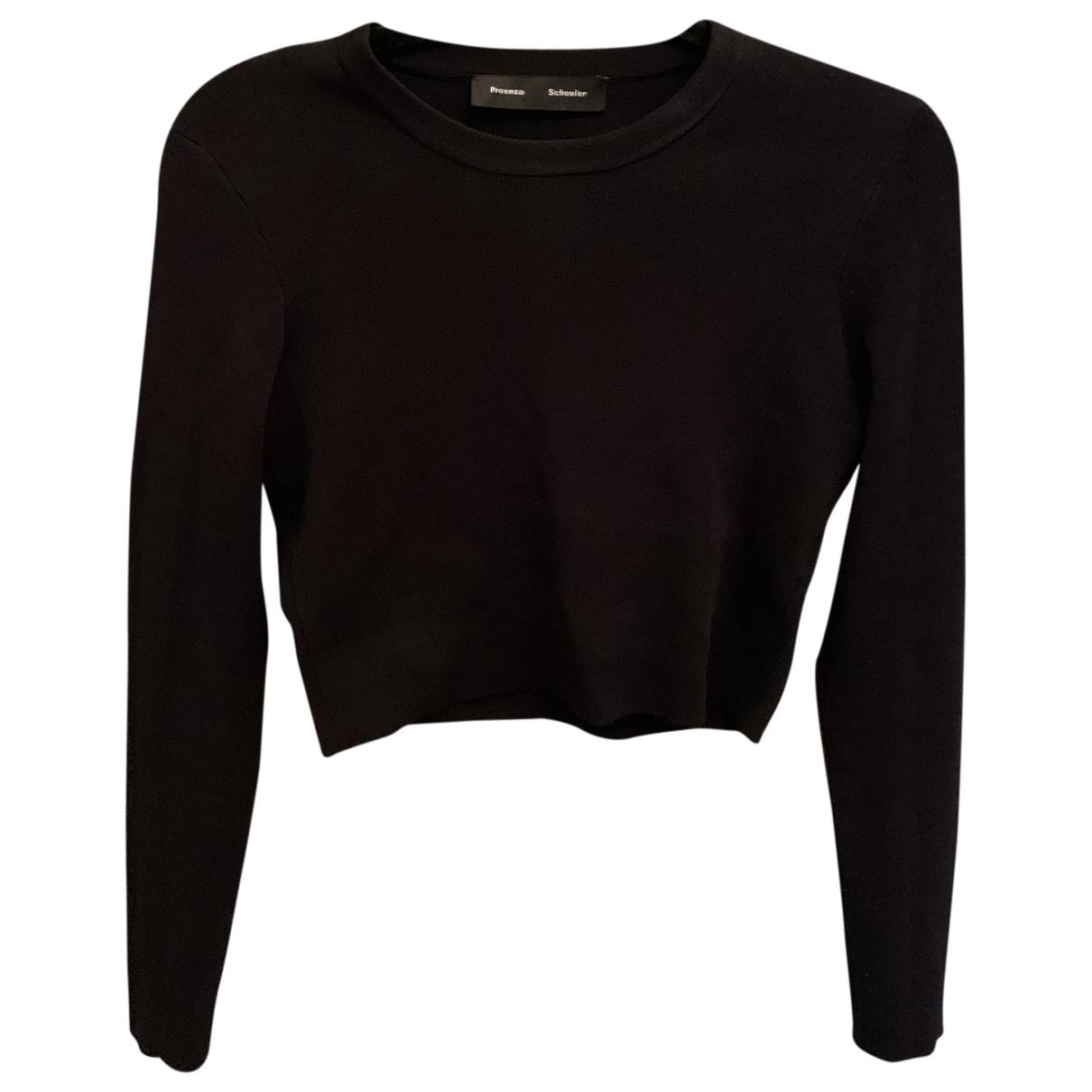 Proenza Schouler \N Black Knitwear for Women M International