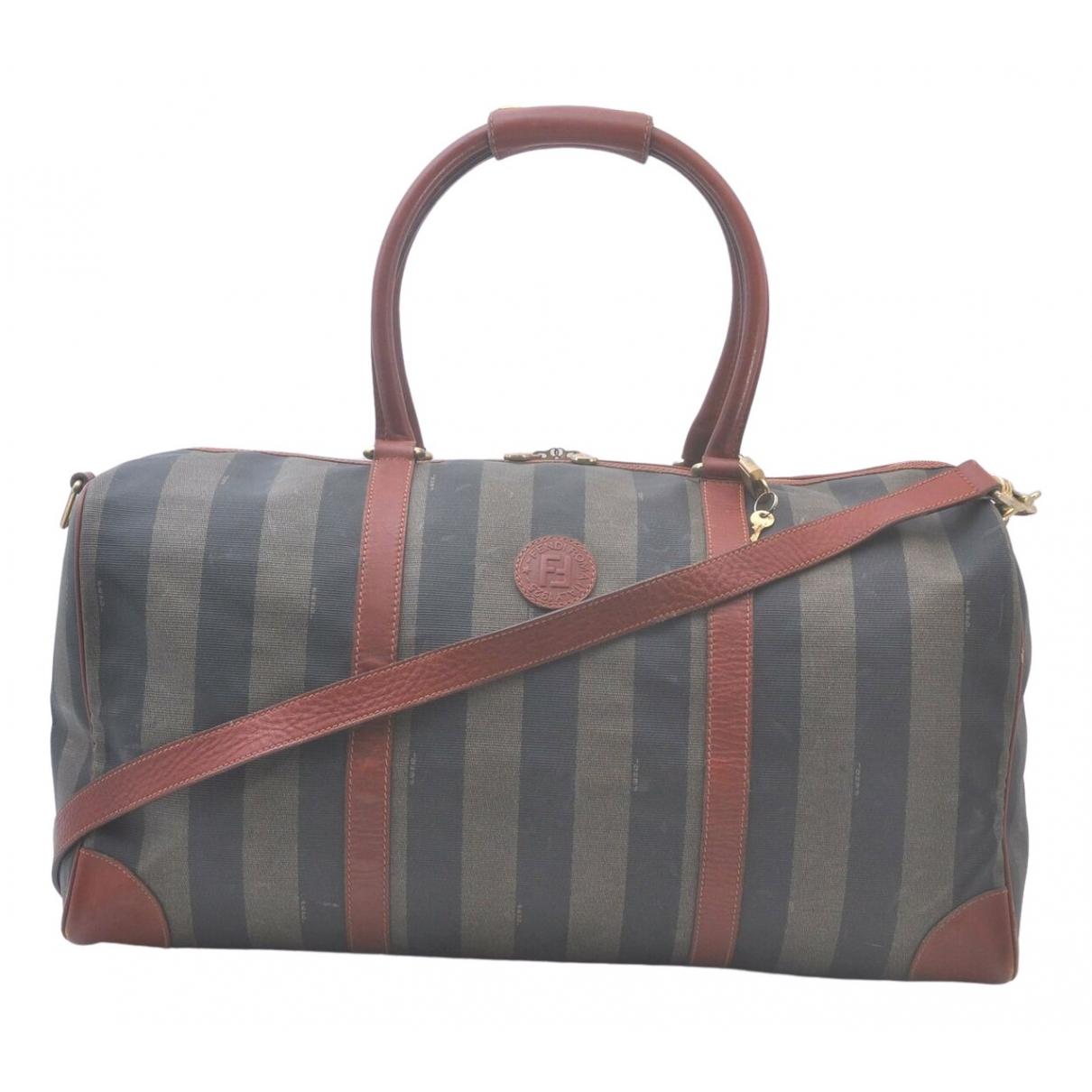 Fendi \N Brown Travel bag for Women \N