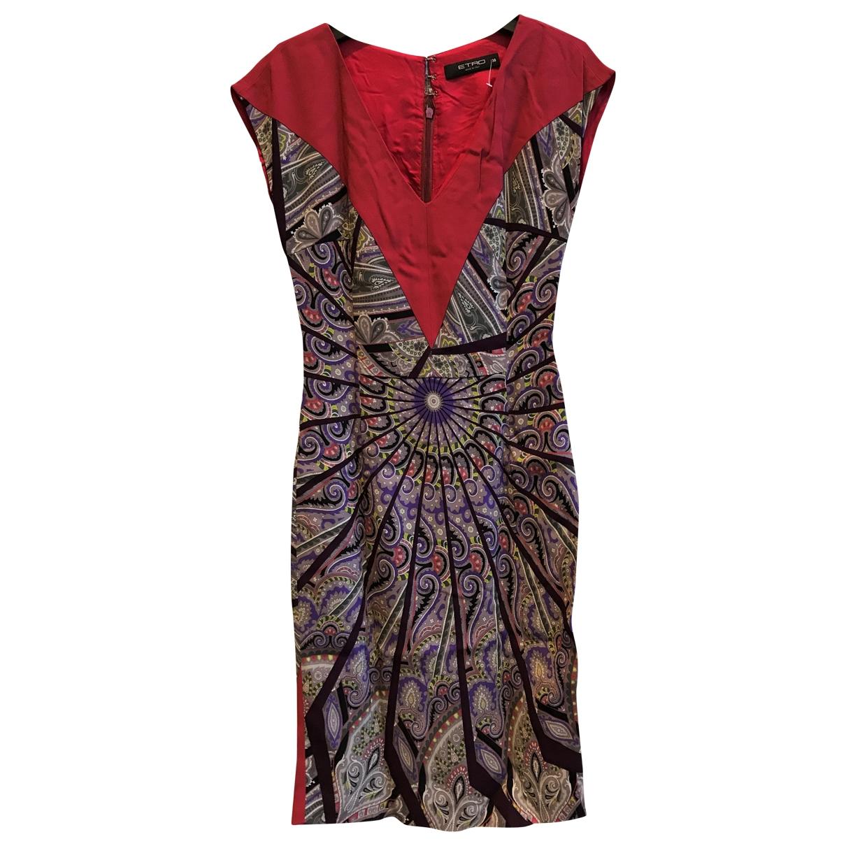 Etro - Robe   pour femme - multicolore