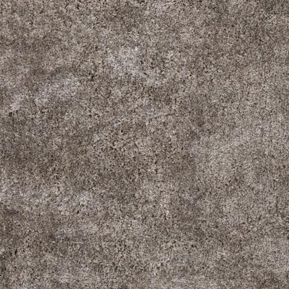 Grizzly GRIZZLY-6 10 Round Modern Rug in Light
