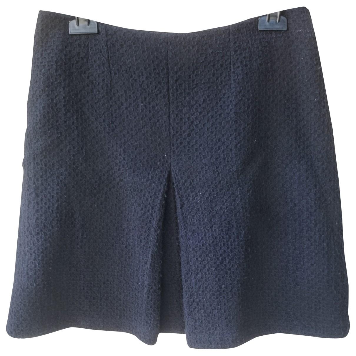 Armani Jeans \N Rocke in  Blau Wolle