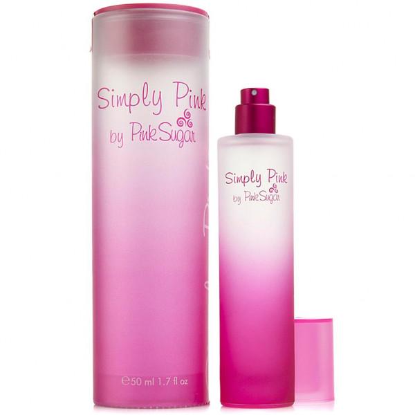 Simply Pink - Aquolina Eau de toilette en espray 50 ml