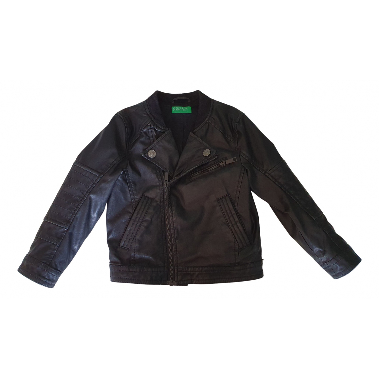 Benetton N Black jacket & coat for Kids 3 years - up to 98cm FR