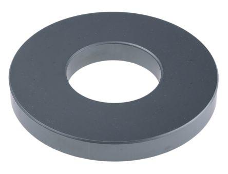 Fair-Rite Ferrite Ring Toroid Core, For: Inductive Component, 154.2 (Dia.) x 19.05mm