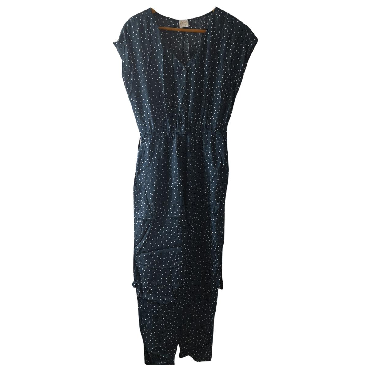 Des Petits Hauts \N Green jumpsuit for Women 36 FR