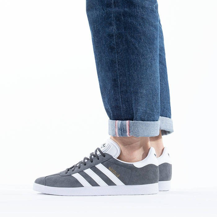 adidas Originals Gazelle Dark Grey Heather BB5480