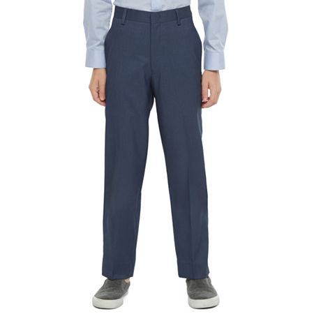 Collection By Michael Strahan Little & Big Boys Suit Pants, 10 , Blue