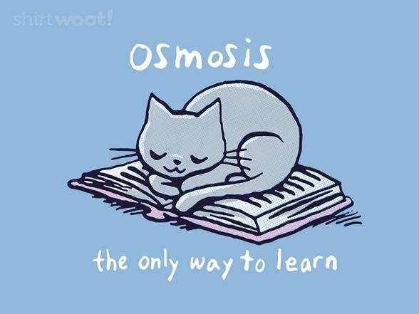 Osmosis T Shirt