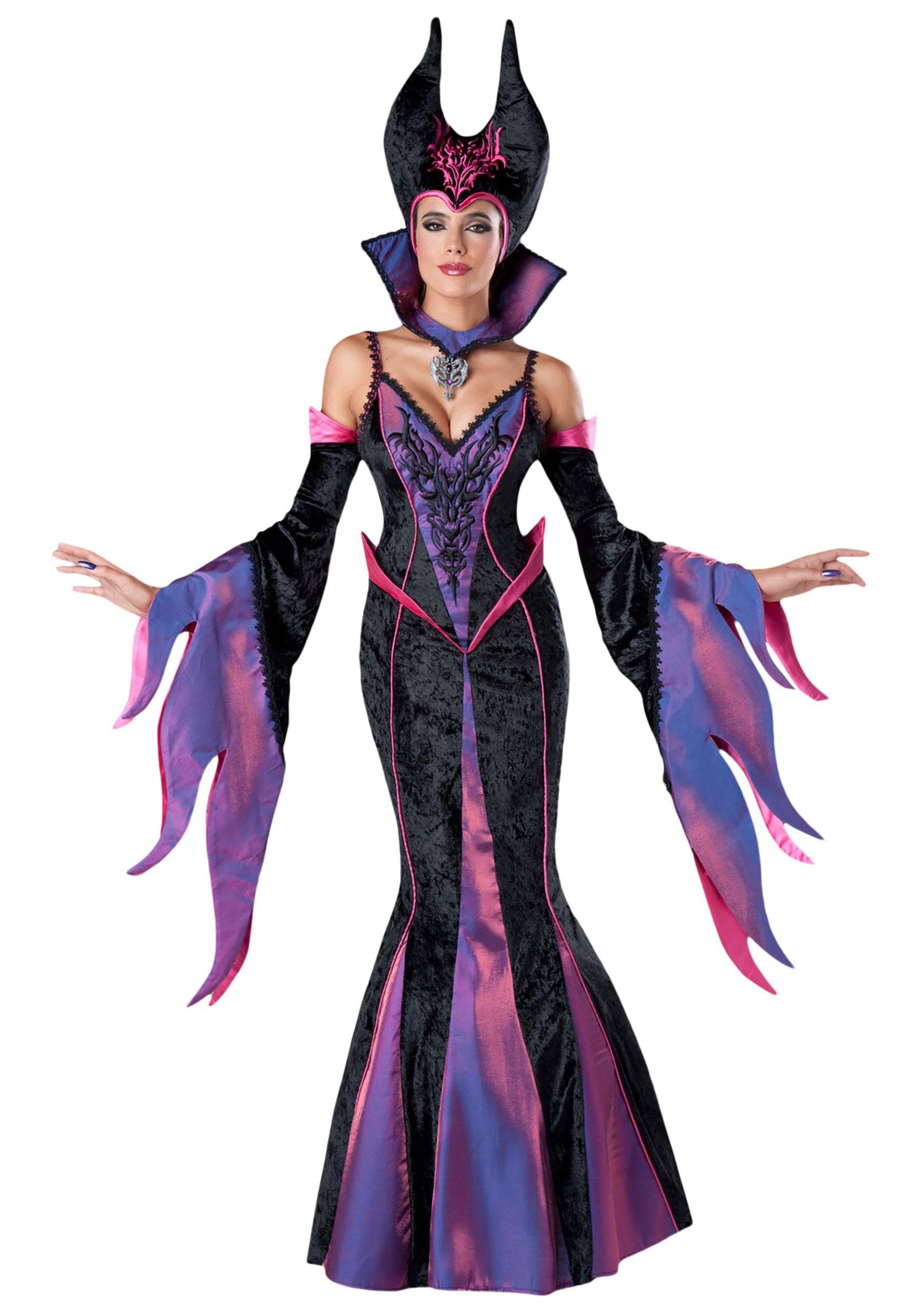 Dark Sorceress Women's Costume