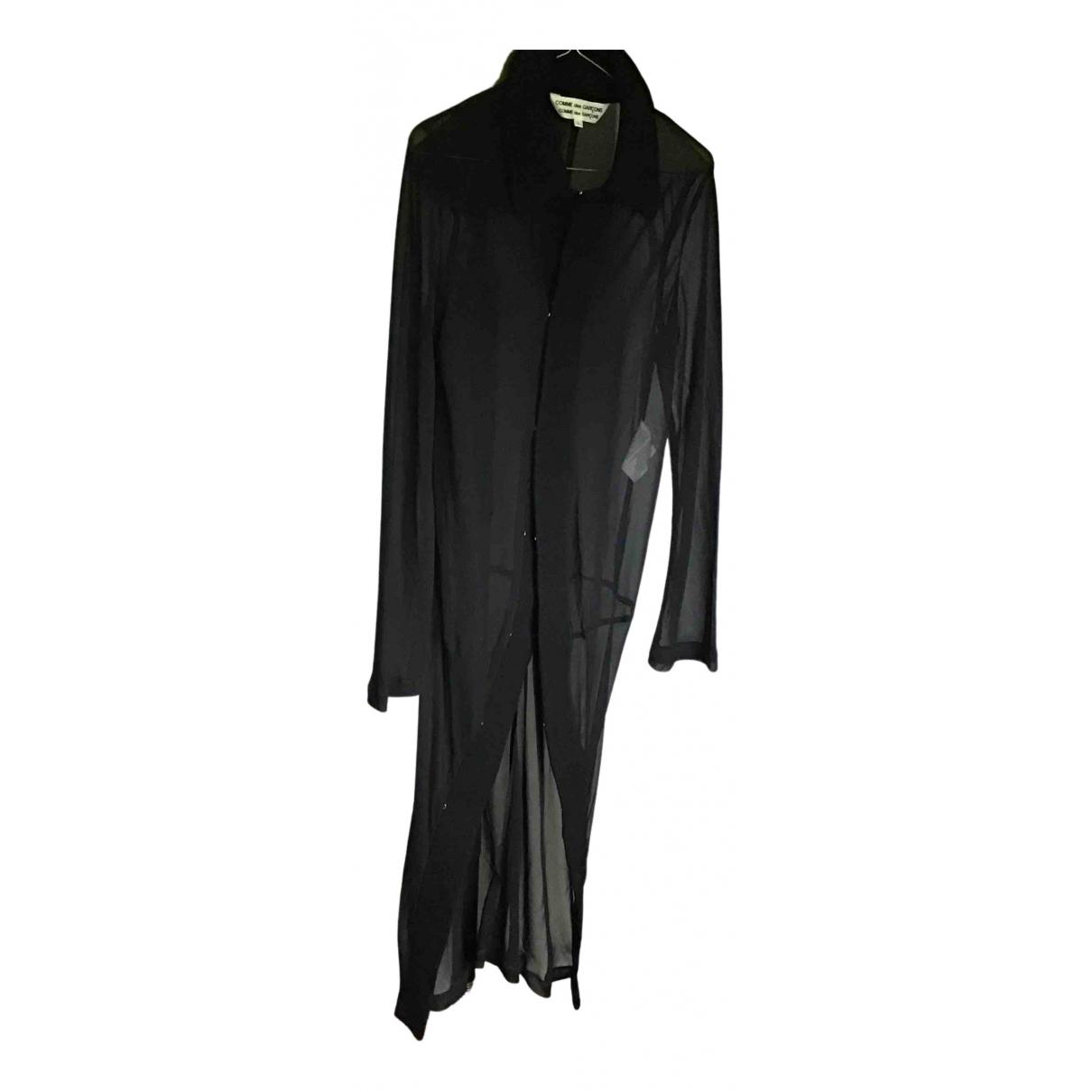 Comme Des Garcons N Black jacket for Women L International