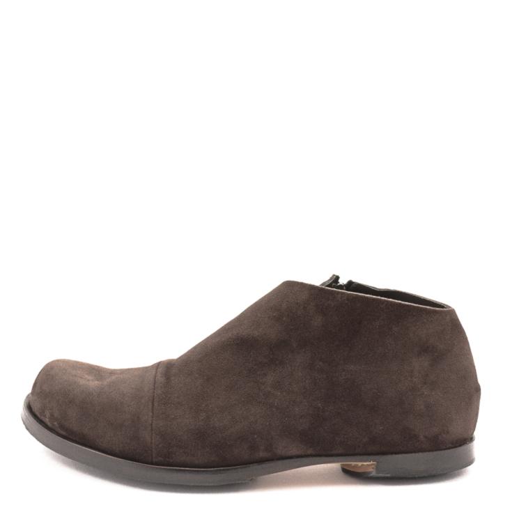 CYDWOQ, Invent-T Herren Halbschuh, dark brown Größe 43