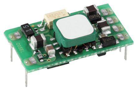 Cosel 1.5W Isolated DC-DC Converter Through Hole, Voltage in 4.5 → 9 V dc, Voltage out ±15V dc