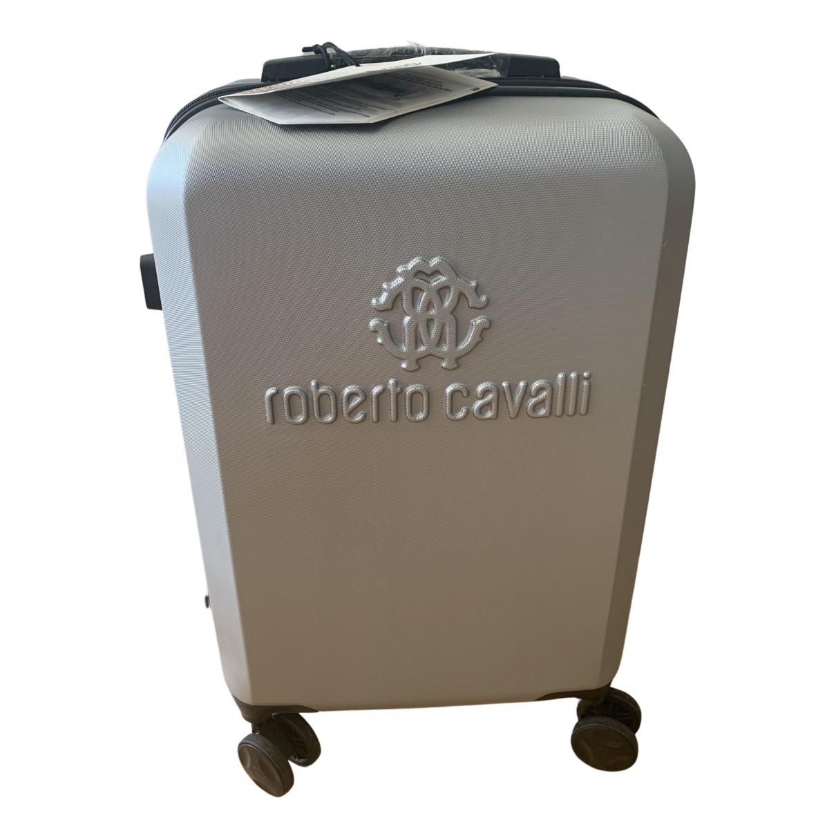 Roberto Cavalli \N Grey Travel bag for Women \N