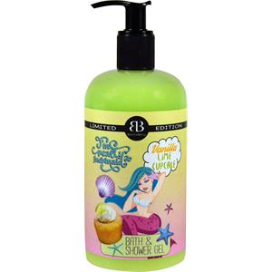Bettina Barty Cupcake Vanilla Lime Cupcake Bath & Shower Gel Mermaid 500 ml