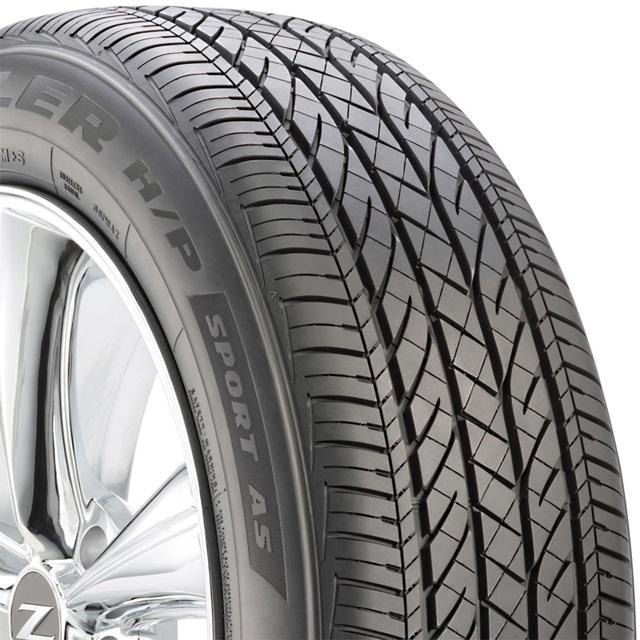 Bridgestone 142367 Dueler H/P Sport AS Tire 225 /65 R17 102T SL BSW OE