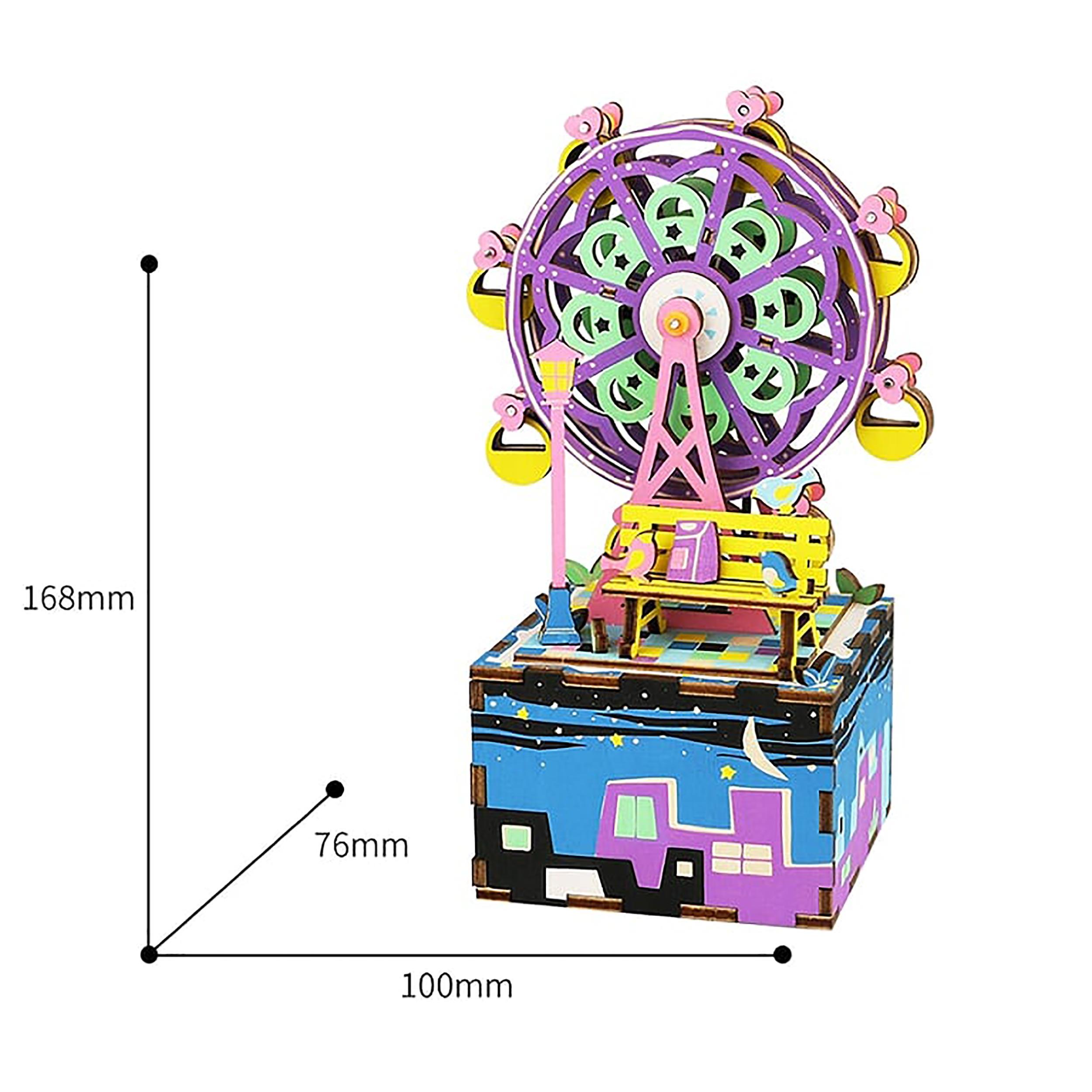 Ferris Wheel Music Box Kit