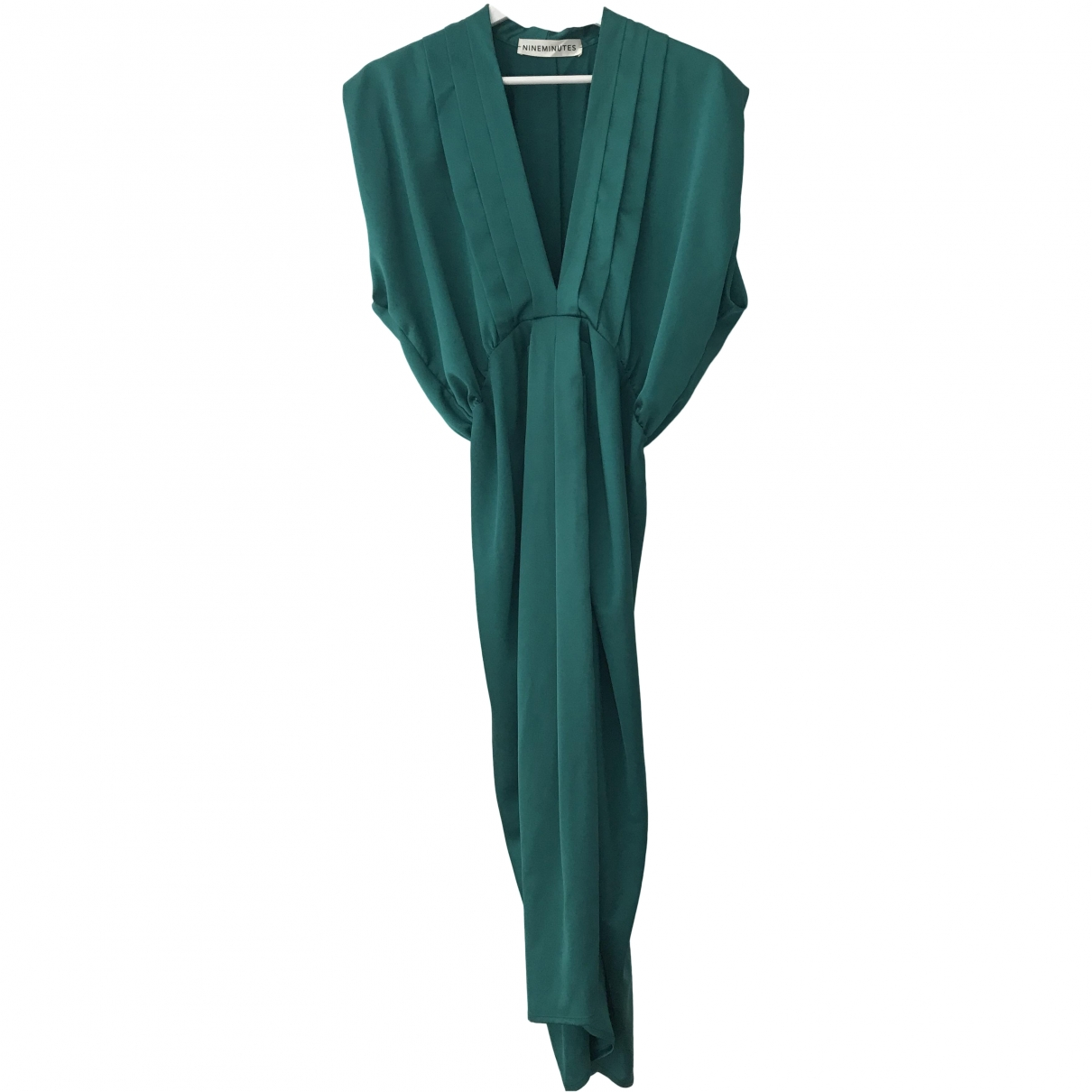 Non Signé / Unsigned \N Green dress for Women 42 IT