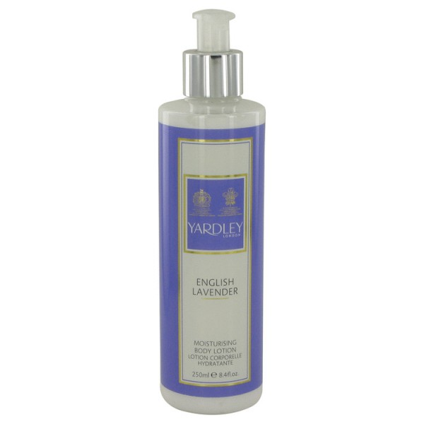 Yardley London - English Lavender : Hydrating Body Lotion 8.5 Oz / 250 ml