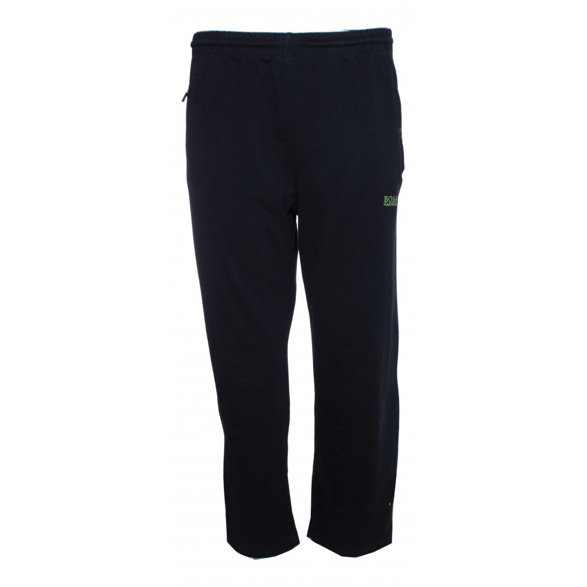 Boss \N Blue Wool Trousers for Men L International