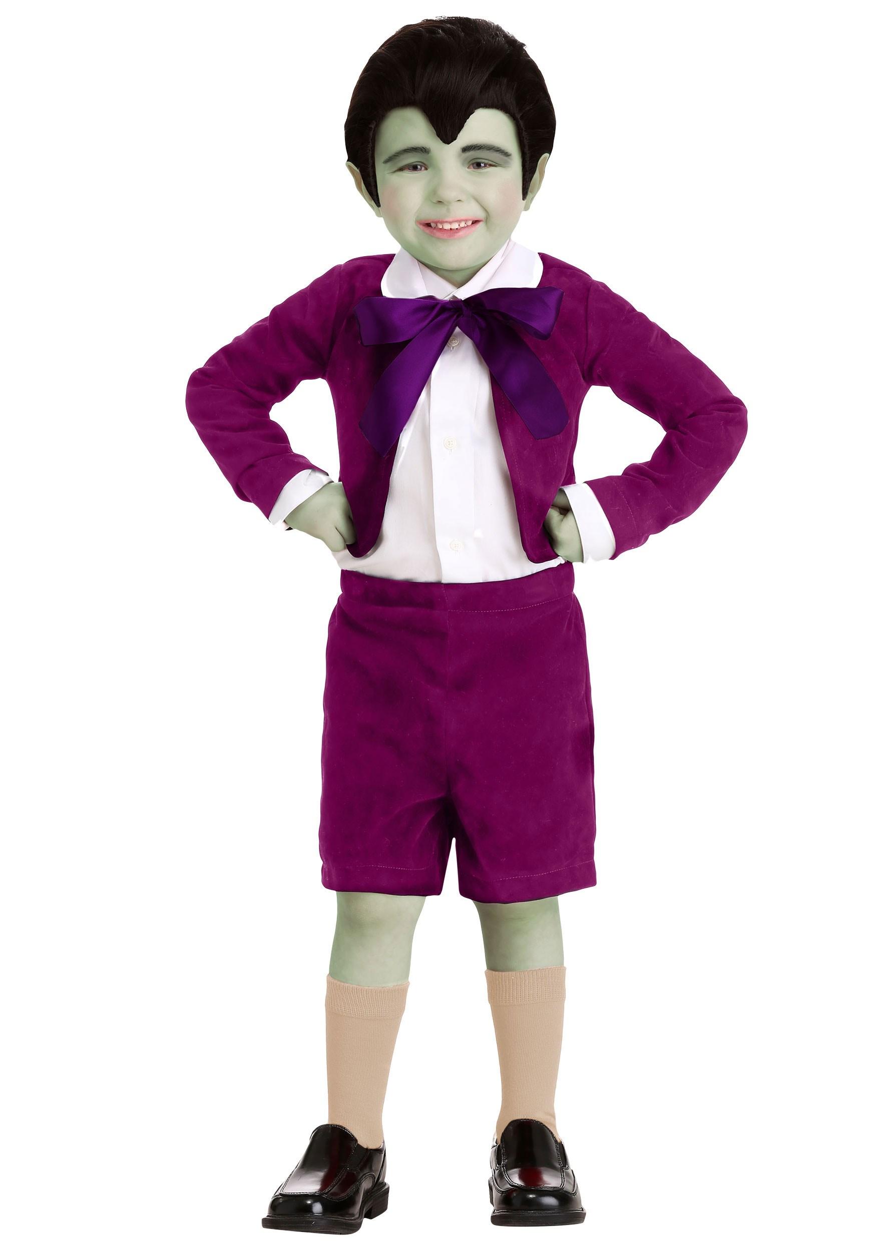 Toddler Munsters Eddie Munster Costume