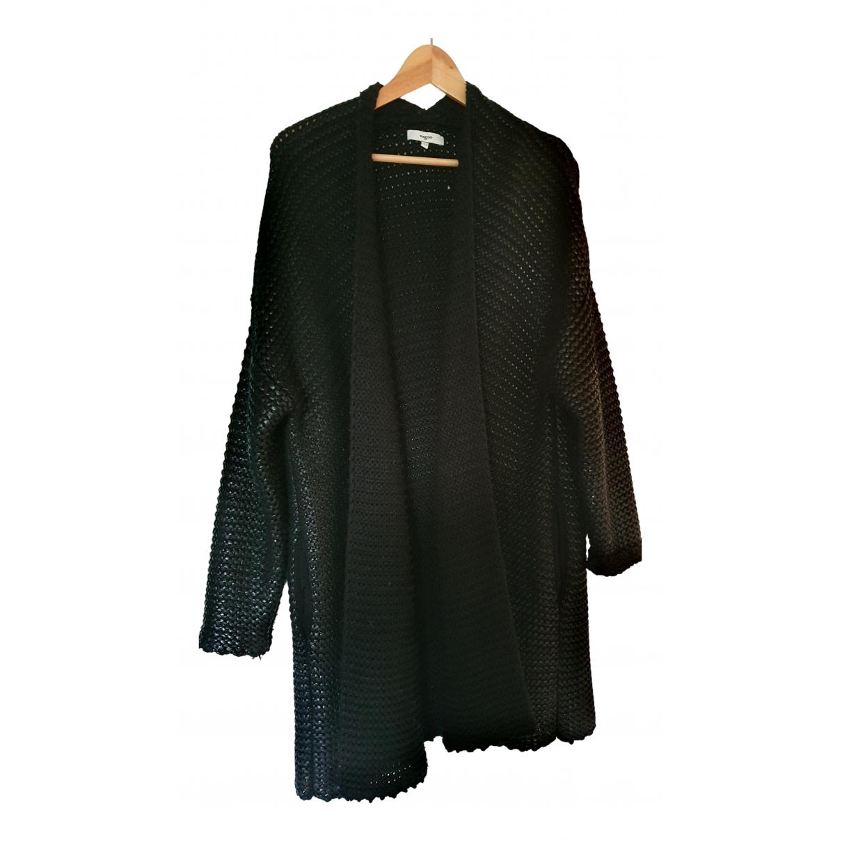 Suncoo - Veste   pour femme en laine - noir