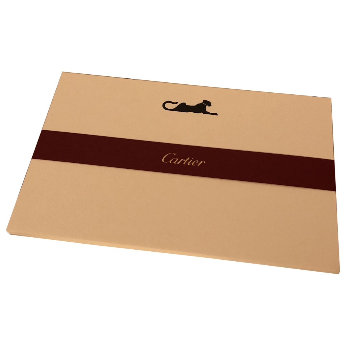 Cartier - Objets & Deco   pour lifestyle en coton - blanc