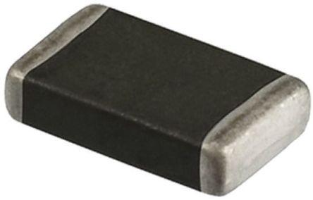 Wurth Elektronik , WE-VS Metal Oxide Varistor 1.6nF 1A, Clamping 16V, Varistor 8V, 0805 (2012M) (5)