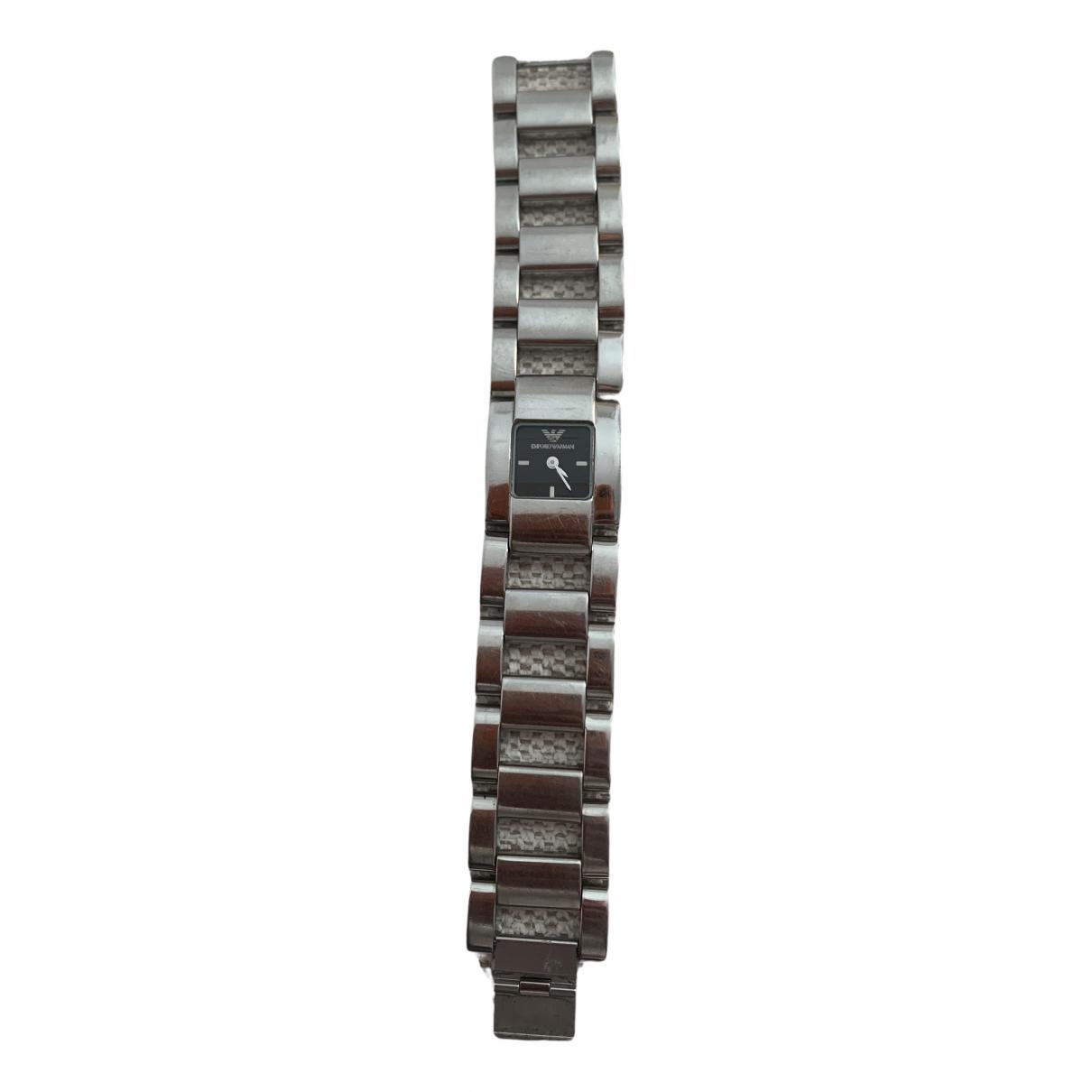 Emporio Armani N Steel watch for Women N