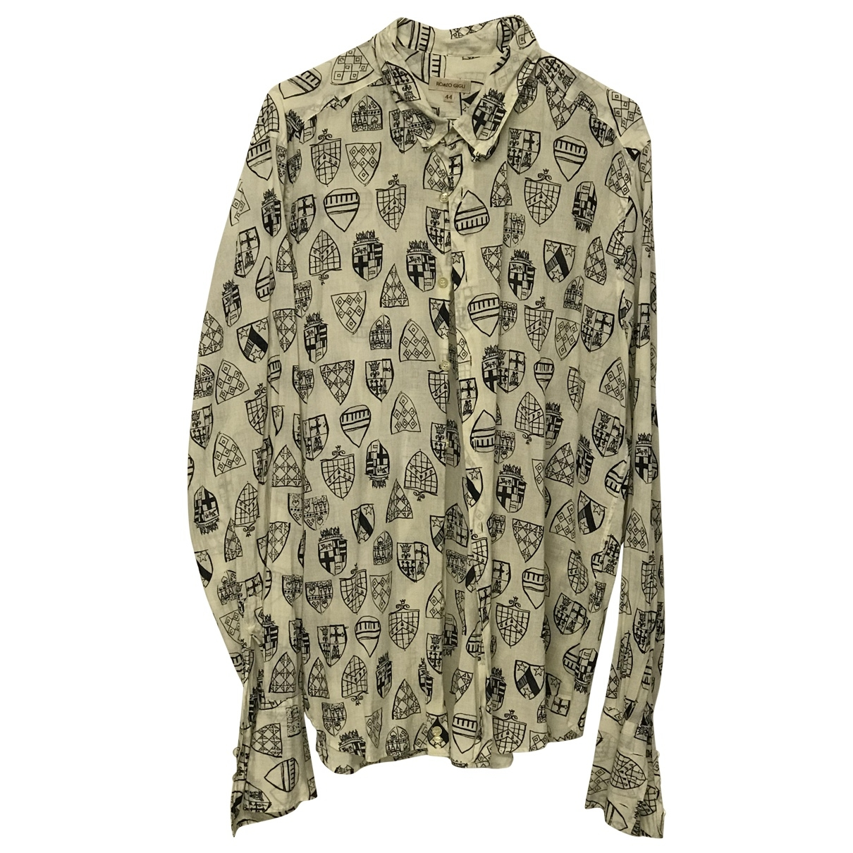Romeo Gigli \N Cotton Shirts for Men XXL International