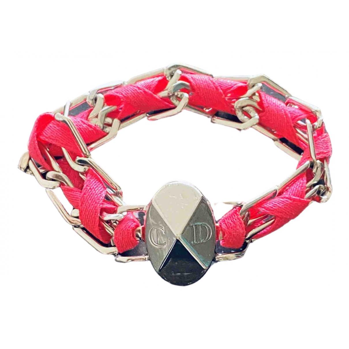 Dior Monogramme Silver Metal bracelet for Women \N