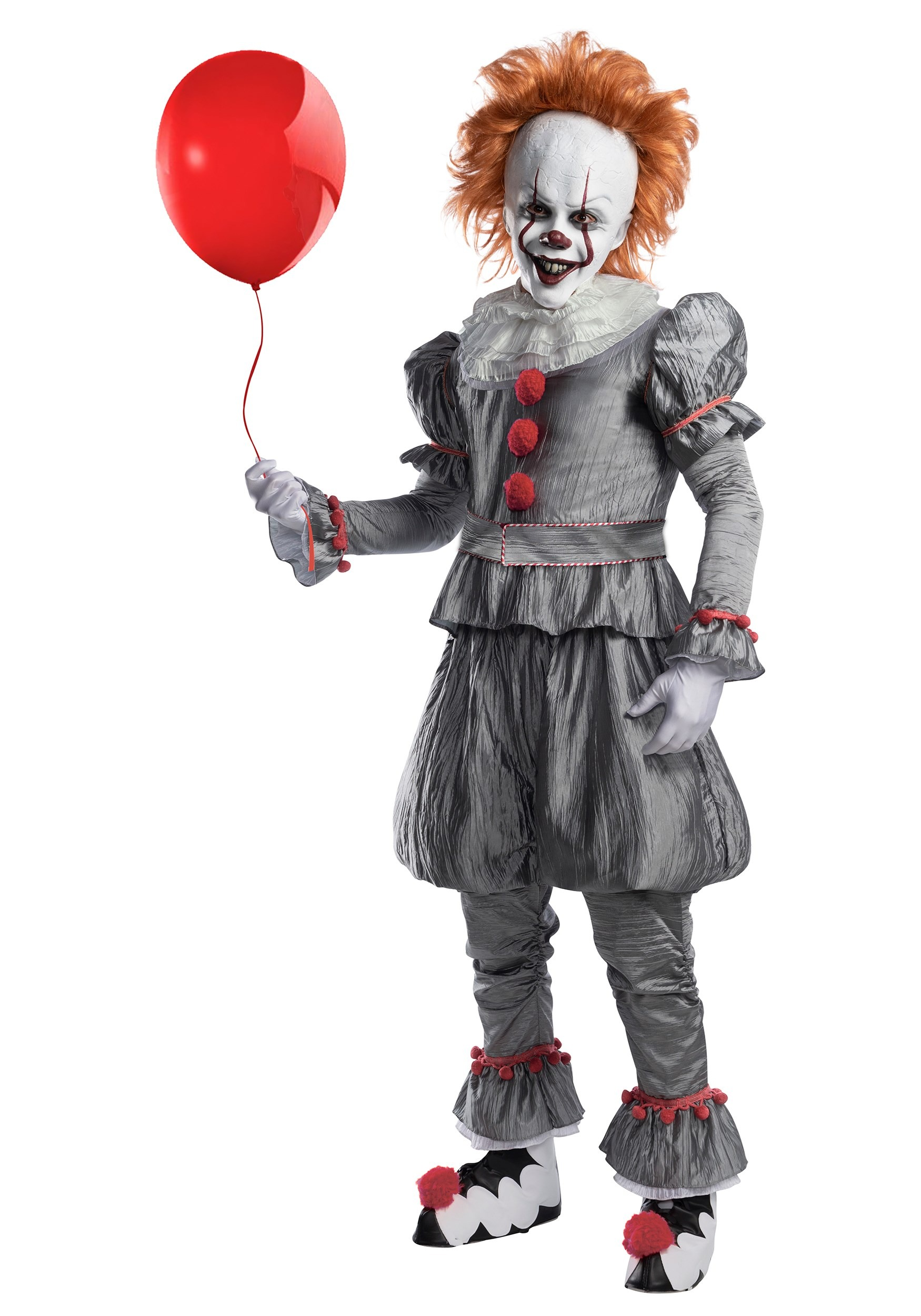 IT Adult Pennywise Costume for Adults