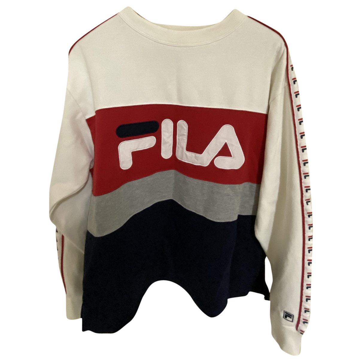 Fila \N Multicolour Cotton Knitwear for Women M International