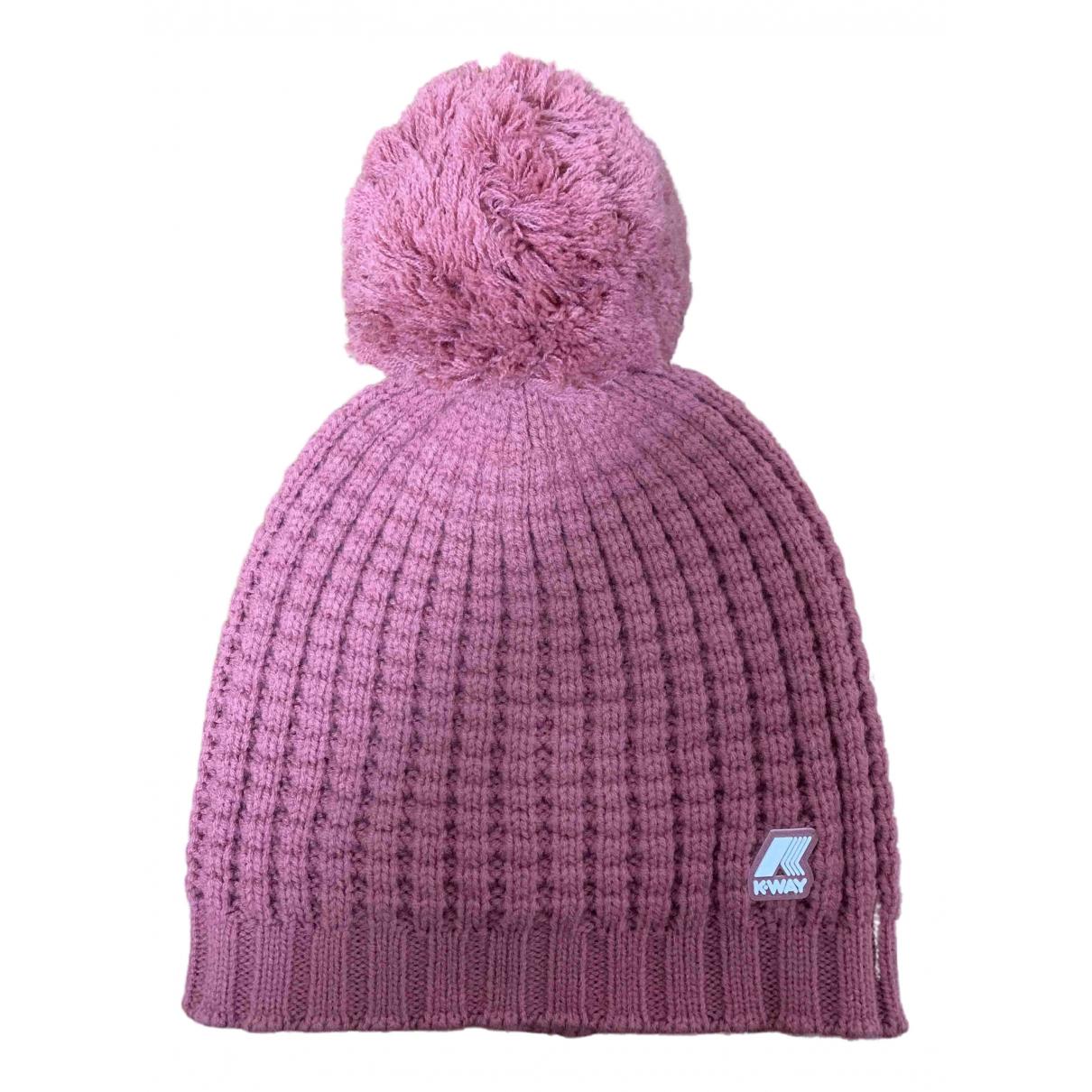 K-way N Pink hat for Women M International
