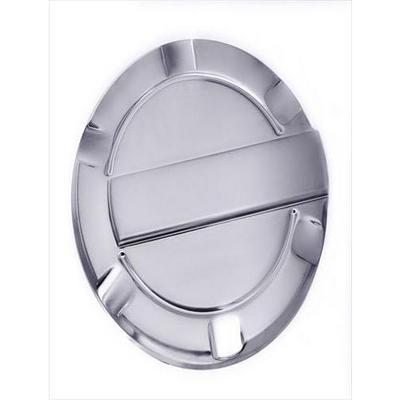 AMI Billet Fuel Doors (Chrome) - 6059C