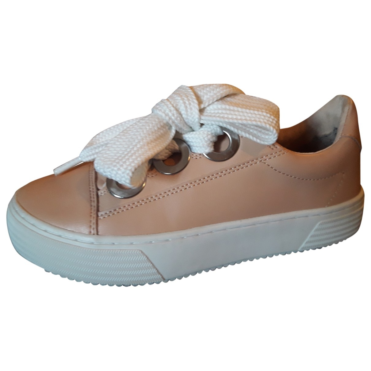 Zara \N Sneakers in Kautschuk