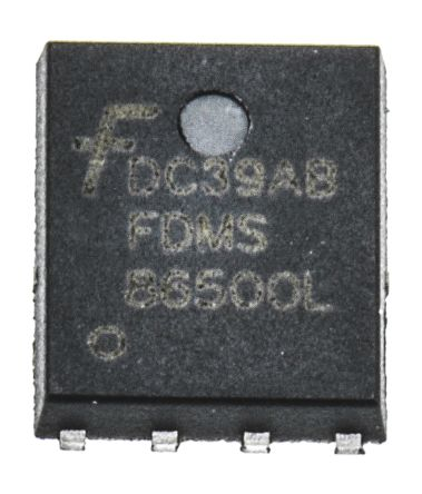 ON Semiconductor N-Channel MOSFET, 158 A, 60 V, 8-Pin Power 56  FDMS86500L (2)