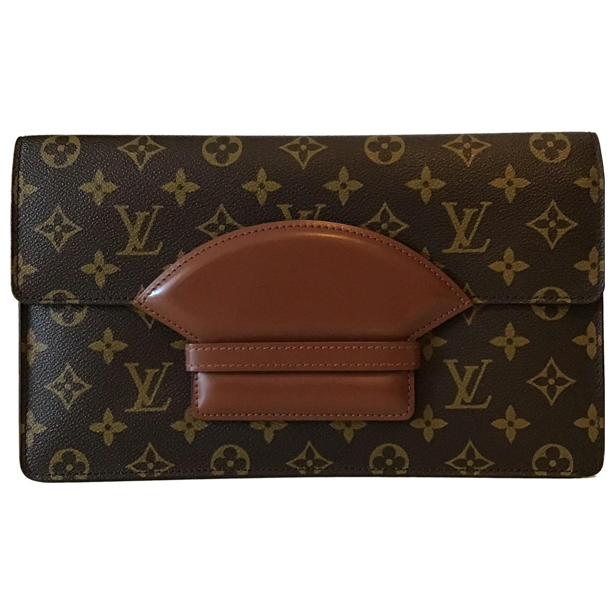 Louis Vuitton \N Cloth Clutch bag for Women \N