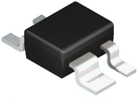 Infineon BFP640H6327XTSA1 NPN SiGe Bipolar Transistor, 50 mA, 4 V, 4-Pin SOT-343 (25)