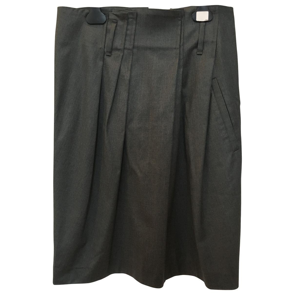 Brunello Cucinelli N Black skirt for Women M International