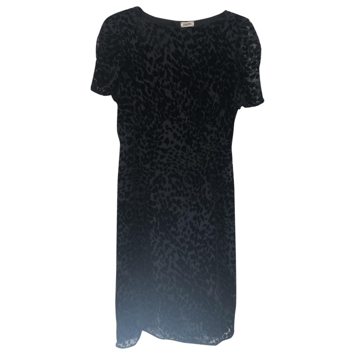 Lagence - Robe   pour femme - noir