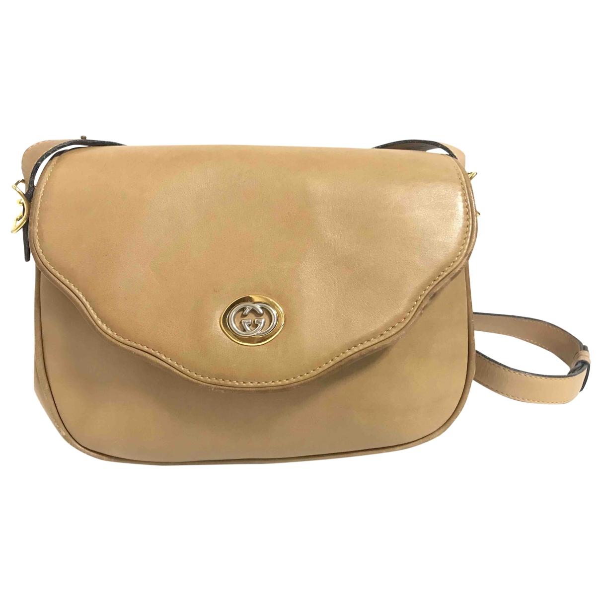 Gucci \N Brown Leather handbag for Women \N
